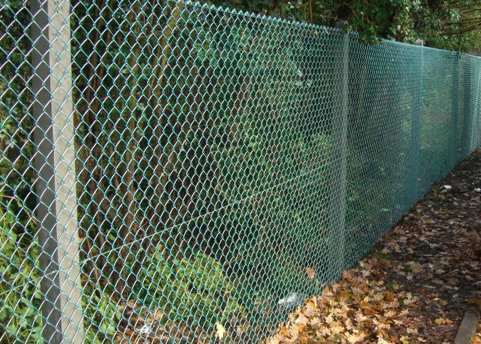 Как сделать забор из рабицы самому инструкция